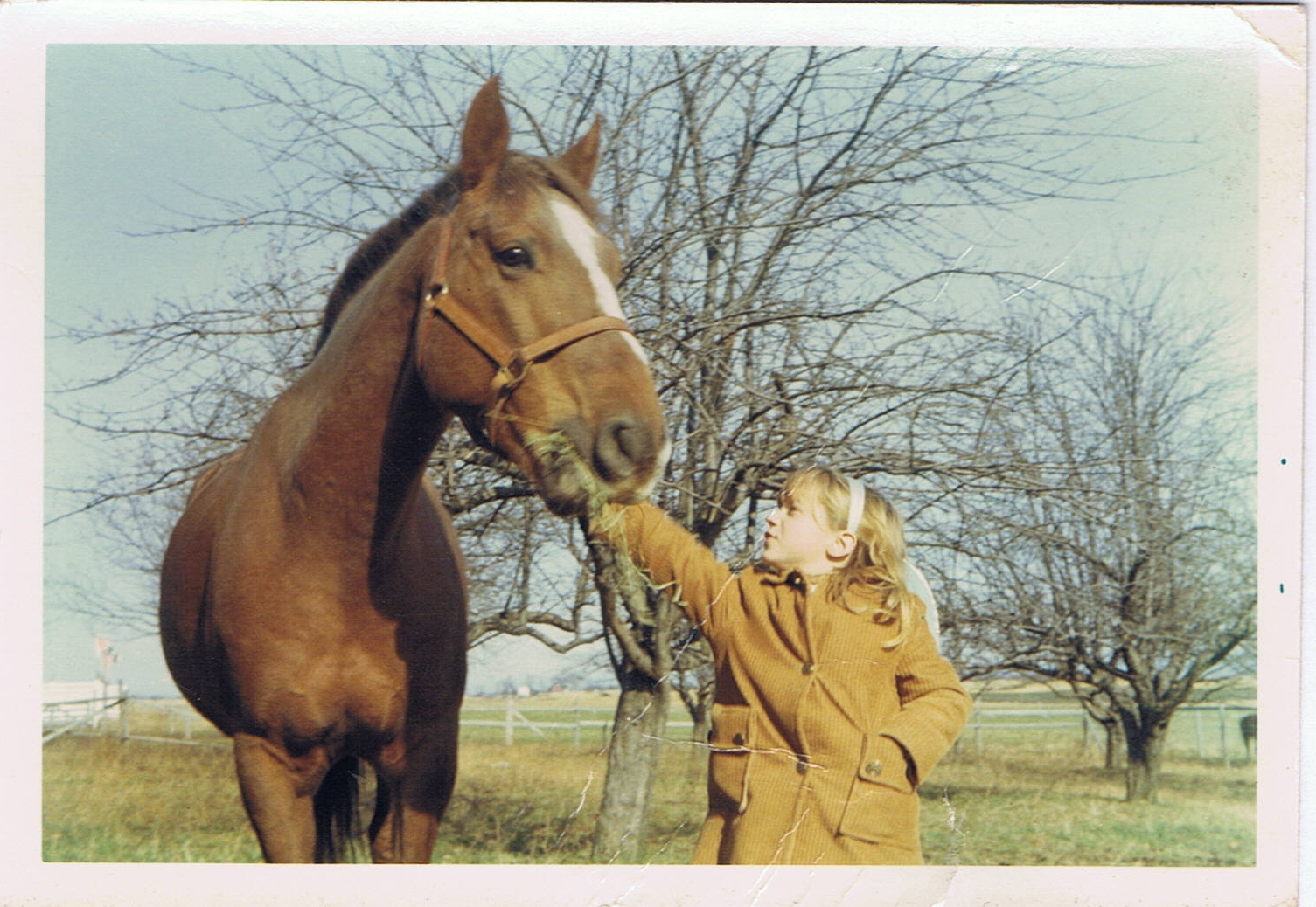 I've been caring for horses for a LONG time!!